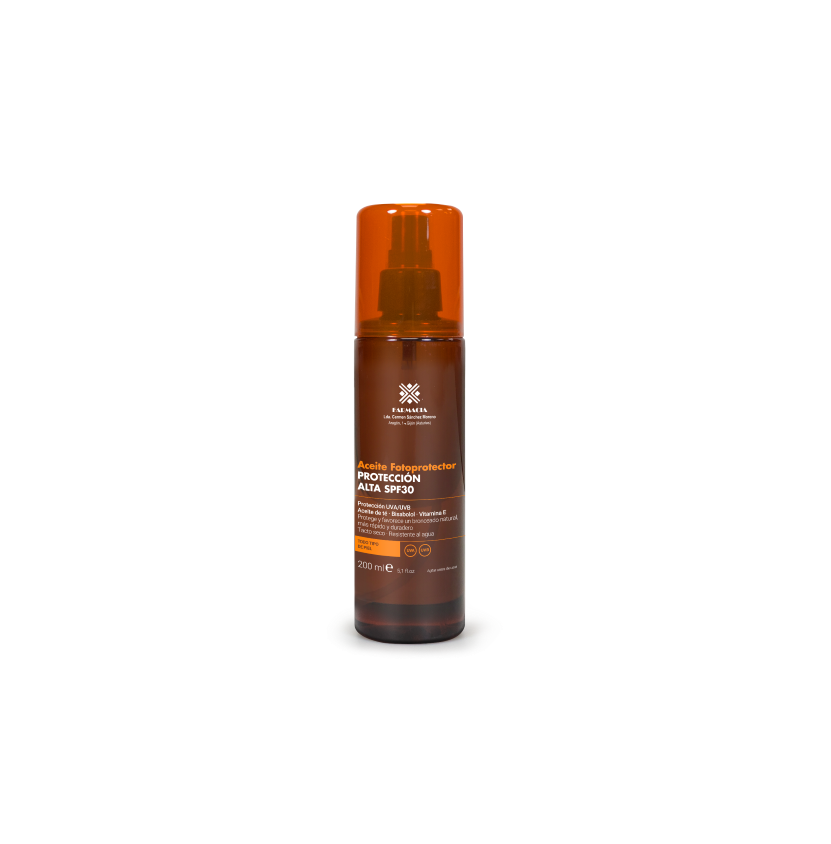 ACEITE FOTOPROTECTOR SPF 30 200ML